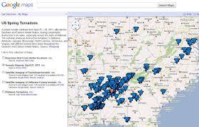 tornado map releases alabama tornado images maps of tornadoes