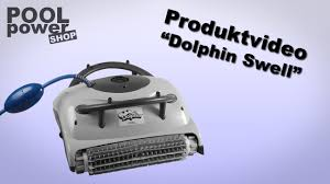 Robot Piscine Dolphin Supreme M4 by Poolroboter Dolphin Swell Von Maytronics Youtube