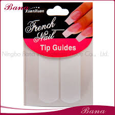 nail art accessory tip guide french manicure tape buy french