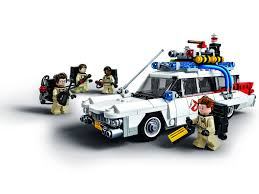 ecto 1 for sale lego ghostbusters ecto 1 images back to the future lego delorean