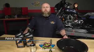how to change oil on harley davidson touring models by j u0026p cycles