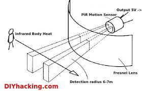beginner project 2 home automation using pir motion sensor