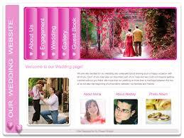 Wedding Websites Of A Wedding Website