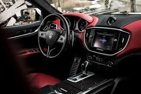 maserati interior 2015 2014 maserati ghibli s q4 around the block automobile magazine