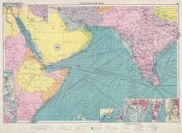 Map Of Persian Gulf Britain U0027s Arabian Oil Empire Its Rise And Fall