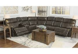 3 piece recliner sofa set happy leather company 3282b reclining 3 piece sectional darvin