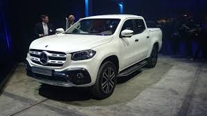 Here It Is Mercedes Reveals X Class Bakkie Iol Motoring