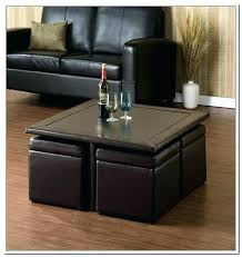 storage cube coffee table coffee table storage cubes coffee table with ottomans under 9 e