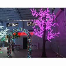 long branch tree lighting artificial led tree light attractive safe multifunction long