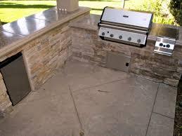 Outdoor Flooring Ideas Selecting Outdoor Kitchen Flooring Hgtv