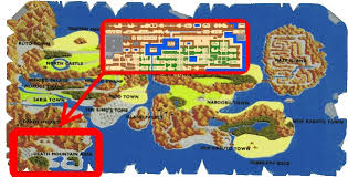 legend of zelda map with cheats legend of zelda map size comparison x post from gaming nintendo