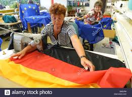 Flag Manufacturers Illustration An Illustrated Picture Shows Employees Of Flag