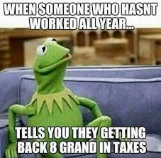 Income Tax Meme - these these are the funniest tax memes of the season vh1 news