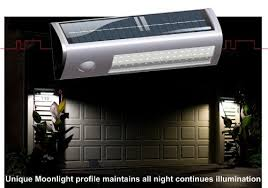 solar powered led flood lights eleding pure digital solar powered motion activated 60 led security
