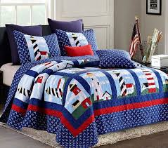 Nautical Quilts Nautical Quilts Quilt And Bedspreads Lighthouse Bedding Queen