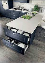 Drawer Kitchen Cabinets Best 25 Navy Kitchen Cabinets Ideas On Pinterest Navy Cabinets