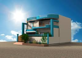 home house model3d design by muzammil indian software showy plan