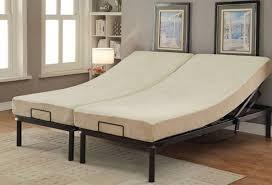 King Adjustable Bed Frame Dreamax King Adjustable Bed Frame With Motor