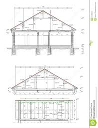 house blueprints plans royalty free stock photos image 29786008