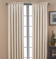 Brown And Ivory Curtains Curtains Light Blocking Curtains With Brown Curtain And White
