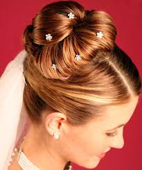 bridal hair bun chic bridal hairstyles
