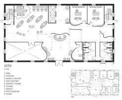 floor plan of a commercial building zerbey basementplan 0612122 small business floor plan layout gurus