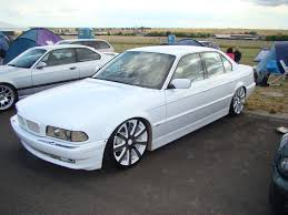 white bmw 7 series e38 bmw e38 pinterest bmw cars and wheels
