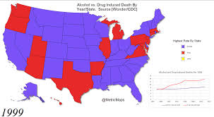 Map Of The Northeastern United States by The State Of Drug Use In America In 9 Maps Huffpost
