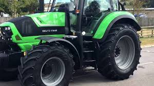deutz fahr 6150 859 hours walkround video inside g m