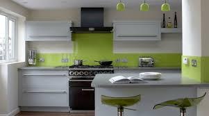 cuisine gris et vert deco pour cuisine grise credence pour cuisine grise ma futur