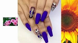 moda 12 easy nail designs tutorial compilation 12 easy nail