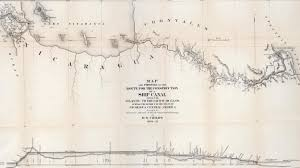 Show Me A Map Of Central America by Maps Show The Long History Of Nicaragua U0027s Canal Dreams Wired