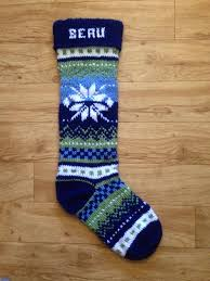 cyber monday christmas lights cyber monday sale 40 off hand knit navy and light blue
