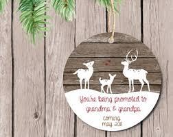 grandparent ornament etsy