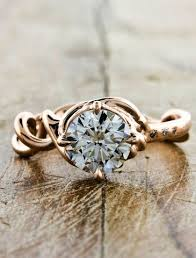 nature inspired engagement rings nature inspired engagement rings by ken design the one