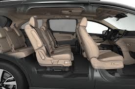 luxury minivan interior 2018 honda odyssey interior seats motor trend