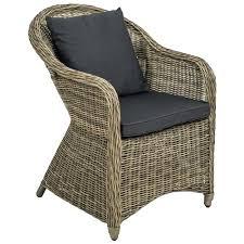 chaise tress e fauteuil de jardin resine tressee chaise fauteuil de jardin de salon