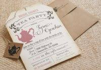 bridal tea party invitation wording tea party bridal shower invitation wording party invitations new