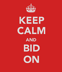 bid auction auction madness auction watch