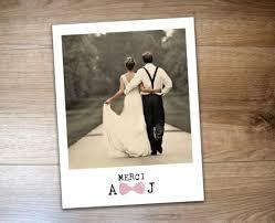 remerciement mariage original pastilles et petits pois magnet polaroid remerciement pastilles