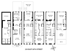 town house floor plans 108 best townhouse floor plans images on pinterest apartments