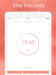 Business Cards App For Iphone Be Focused Focus Timer U0026 Goal Tracker For Work On The App Store