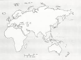Blank World Map With Longitude And Latitude by Eastern Hemisphere Map Eastern Hemisphere Map Eastern
