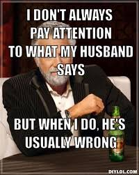 funny husband memes and pictures