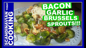 how to make delicious bacon roasted brussels sprouts recipe