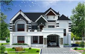 bedroom colonial style house kerala home design floor plans new