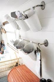 barre suspension cuisine 18 idées pour gagner des rangements supplémentaires dans la