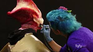 Special Effects Makeup Schools Atlanta Special Effects Makeup Prosthetic Applicationhollywood Makeup Academy