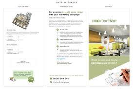 floor plans for real estate agents upmarket modern brochure design for interior divine property