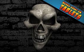 skull apk skull live wallpaper 3d 1 1 apk android personalization